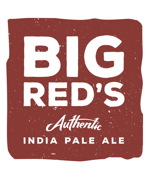 Big Red's authentic India pale ale